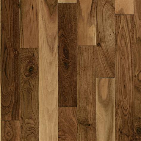 Smooth, Black Walnut Natural   Vintage Hardwood Flooring