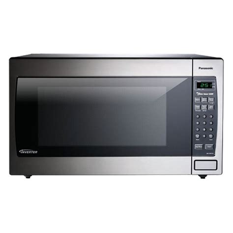 Panasonic Countertop Microwave by Panasonic 174 Nnsn973s Countertop Built In Microwave With