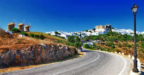 acquisto isole greche isole greche sceniche patmos fotografia stock immagine
