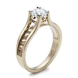 womens engagement rings s mokume engagement ring 100099