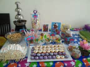 ideas to decorate your baby birthday table room