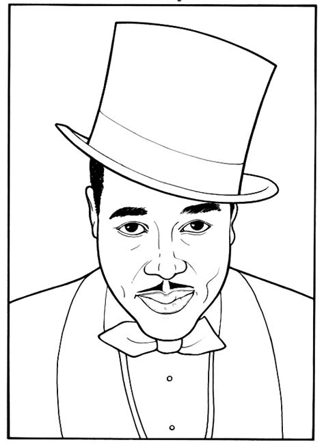 Free Printable Black History Coloring Pages black history coloring pages coloring pages to print