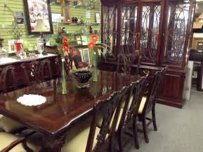 thomasville dining room set thomasville chippendale dining room set sold take it or leave it