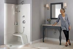 sterling plumbing accord 174 seated shower new products