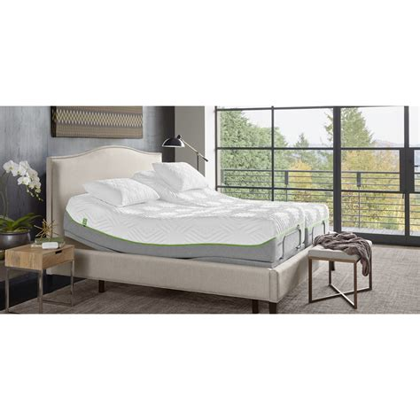 tempur bed tempur pedic adjustable bed tempur ergo 174 plus