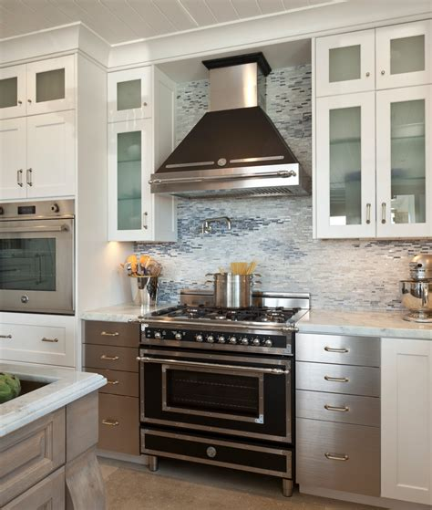 kitchen stove backsplash creating the kitchen backsplash with mosaic tiles betterdecoratingbible