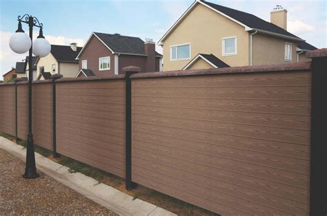 wpc outdoor interlocking wall panel grooved wood plastic