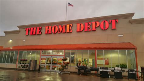 the home depot houston tx business information