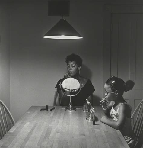 Carrie Mae Weems Kitchen Table Series by From Sally Mann To Carrie Mae Weems These Photographers