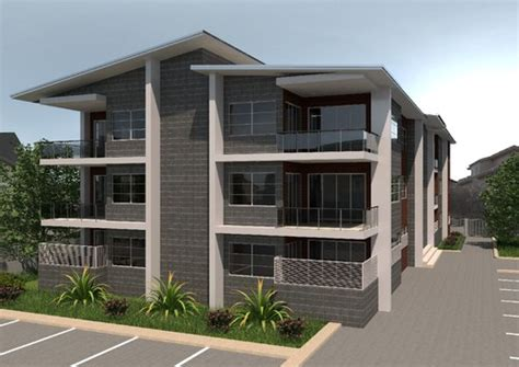 Basement Apartment Plans help with 3 storey building exterior design
