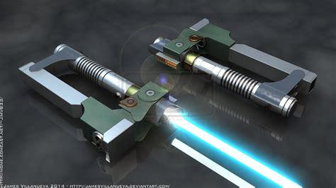 ezra bridger s lightsaber 1 of 2 sw rebels wars