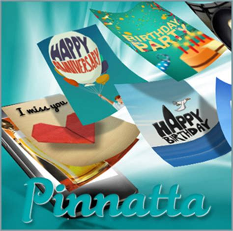 Send A Gift Card Via Text Message - pinnatta send your friends unique interactive greeting cards messages 171 the