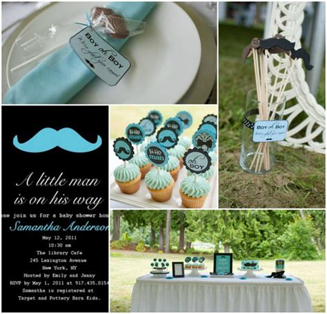 Boy And Baby Shower Ideas by Top 5 Baby Shower Themes Ideas For Boy Baby Shower