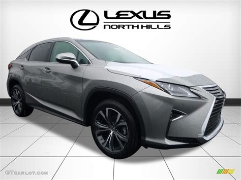 lexus rx 350 atomic 2017 atomic silver lexus rx 350 awd 120660019 photo 14