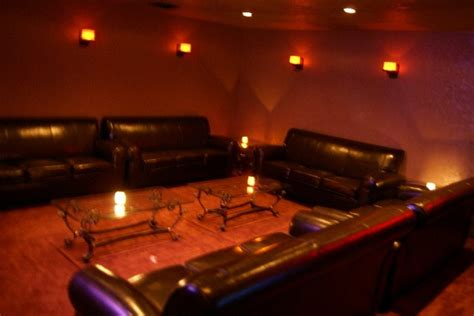 in vip room couches in the vip room at iniquity houston nightclub 1 of 11
