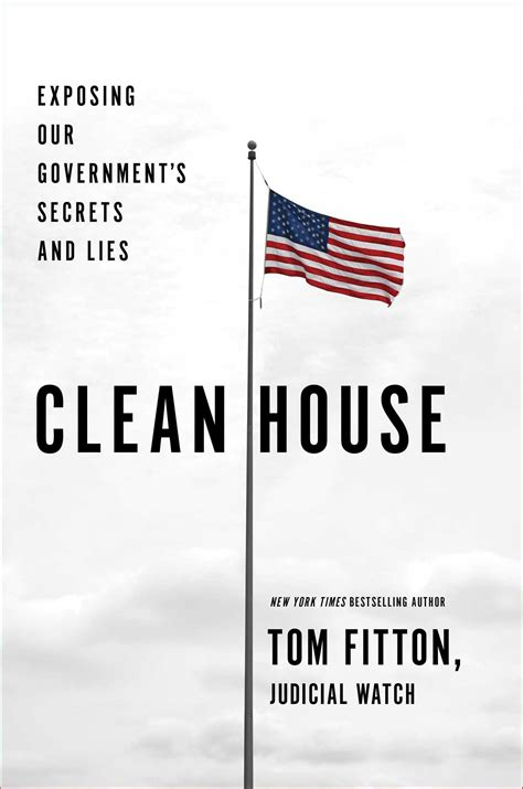 clean this house tom fitton official publisher page simon schuster uk