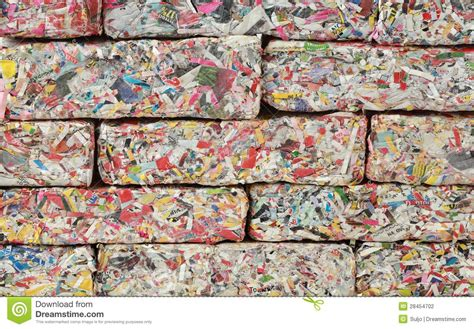 How To Make Paper Bricks - paper bricks wall stock photography image 28454702