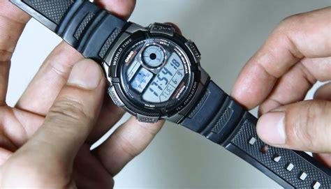Jam Tangan Casio Ae 1000w 1bv casio ae 1000w 1bv daftar update harga terbaru dan
