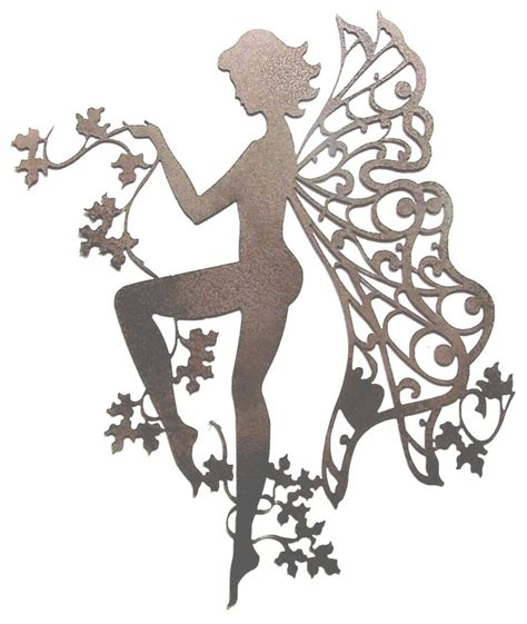 silhouette tattoo paper instructions scroll saw patterns bing images fantastic for a fairy