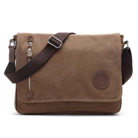 Satchel Cross Bag canvas shoulder messenger cross satchel school big