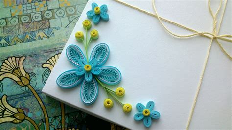 tutorial quilling en vidéo quilling flowers tutorial how to make quilling flowers