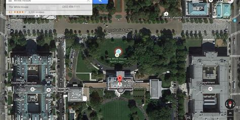google maps white house google maps explains racist search results pointing at white house pc tech magazine