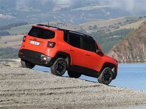 Jeep Renegade Hp by Jeep Renegade 1 4 Multiair2 140 Hp Start Stop