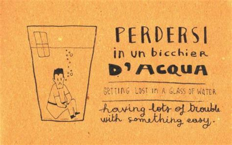 perdersi in un bicchier d acqua 50 best italiano a1 images on learning italian