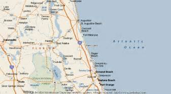 Palm Coast Florida Map by Map Of Palm Coast