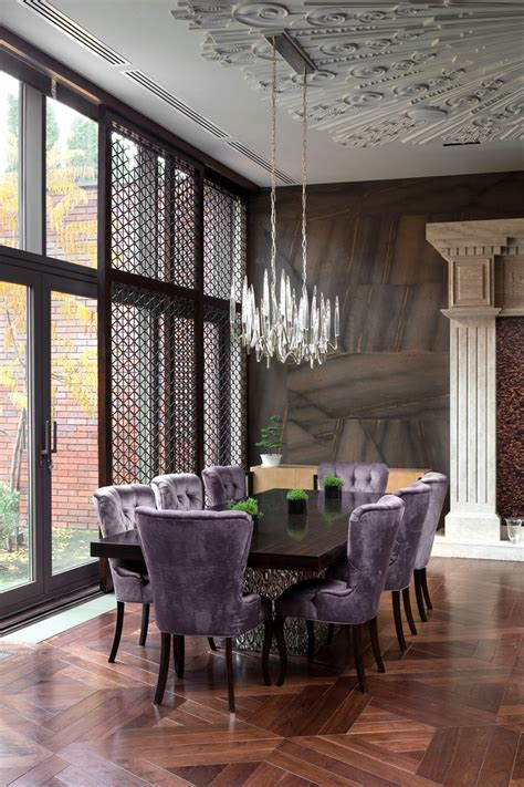purple dining rooms purple dining room interior design ideas