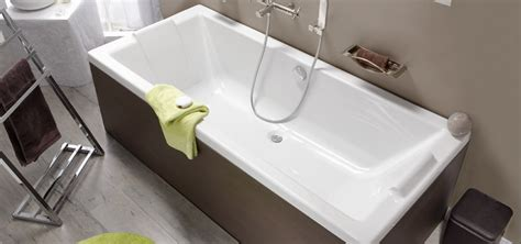 baignoire pour deux baignoire rectangulaire dos prefixe rectangulaire