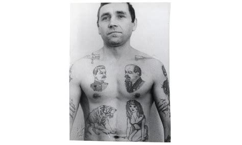a enciclop 233 dia visual de tatuagens de cadeia russas vice