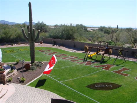 Backyard Ideas Sports Athletic Field Marketing 171 Bestofbothworldsaz