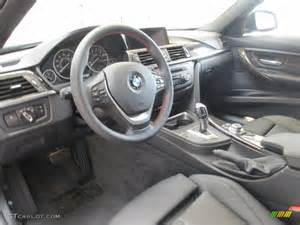 black interior 2013 bmw 3 series 328i xdrive sedan photo