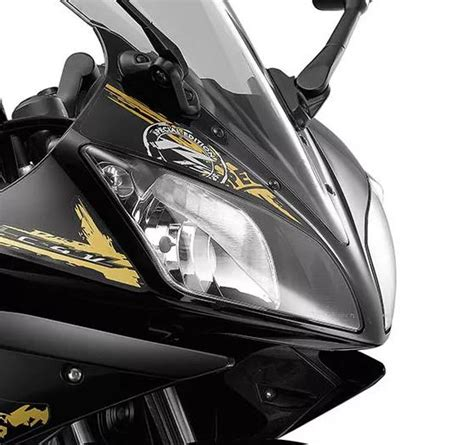 Headl Yamaha R15 yamaha yzf r15 grid gold edition price specs review pics mileage in india