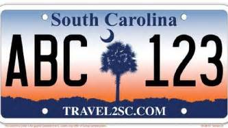 sc to do away with and palmetto tree license plate