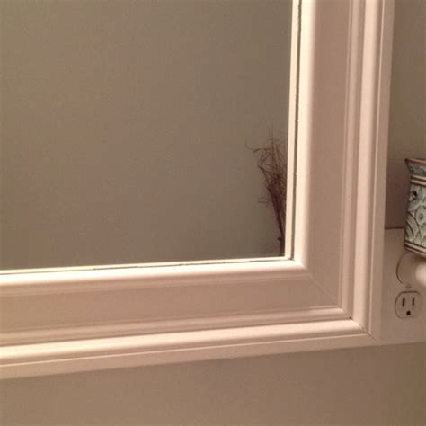 Molding Bathroom by Best 25 Crown Molding Mirror Ideas On Crown