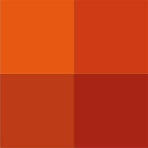 best shades of orange 17 best images about orange burnt orange and rust on