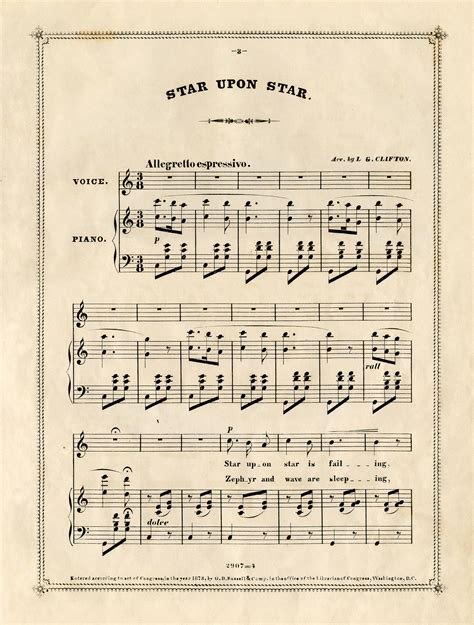 free printable vintage christmas sheet music 9 best images of vintage sheet music printable free