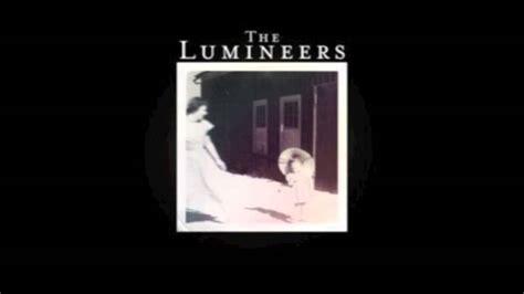 testo hey the lumineers submarines lyrics included 2013