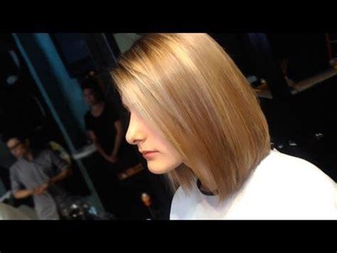 kenneth siu hair kenneth siu perfect long bob 2015 youtube beauty