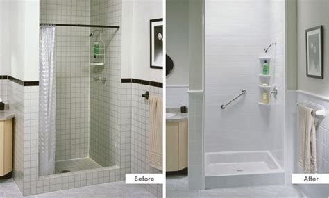 bath fitter cost of shower bathfitter bath remodeling