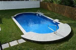 how much for semi inground pool and deck joy studio design gallery best design