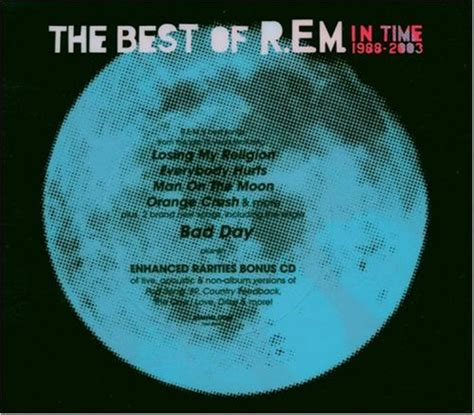 best of rem in time the best of r e m 1988 2003 special edition