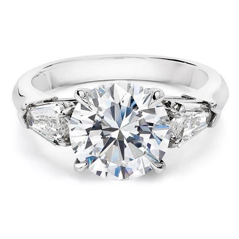 engagement rings modern settings