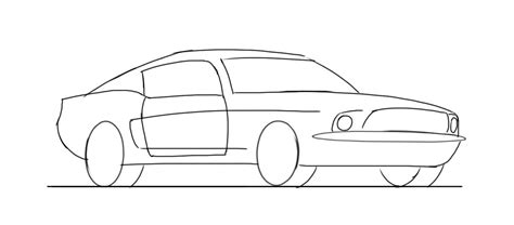 how to draw a 458 junior car designer photos easy to draw things drawing gallery