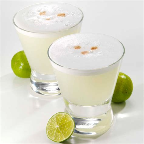 breaking down the pisco sour from chile to peru como sur south american gastronomy