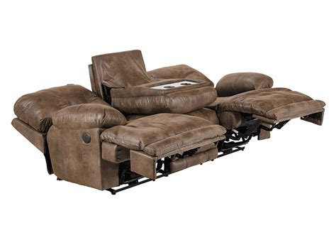 Power Reclining Sofa Set Voyager Elk Lay Flat Power Reclining Sofa Set Evansville Overstock Warehouse