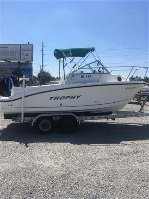 trophy 1902 boats for sale in southport north carolina - Trophy Boats For Sale In North Carolina