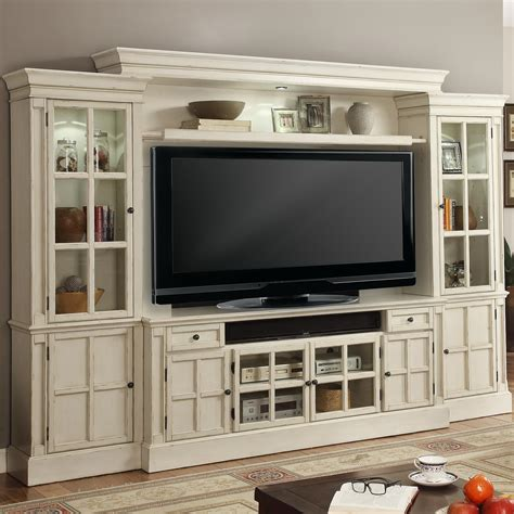 parker house furniture parker house charlotte 72 quot console entertainment wall with eight doors zak s fine